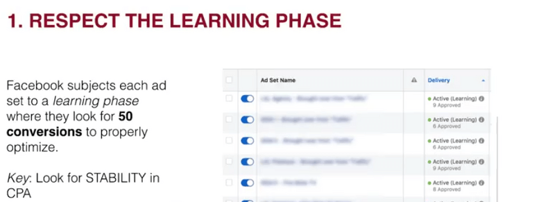 Facebook Ad Course   Learn How to Gauge Facebook Ad Performance