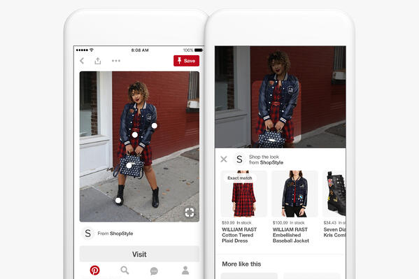 Shop the Look on Pinterest