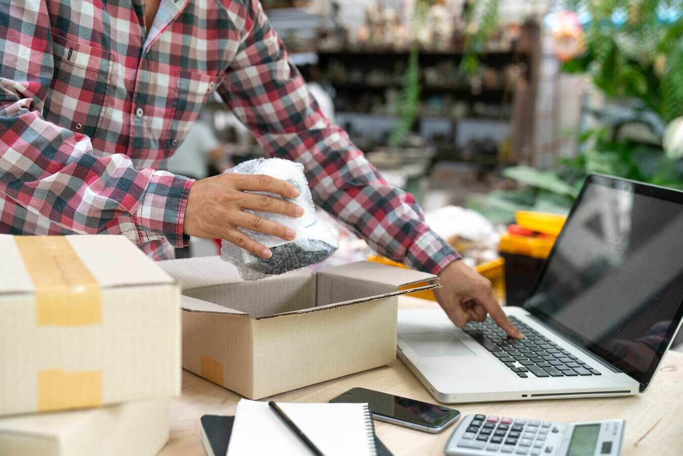 eCommerce order fulfillment